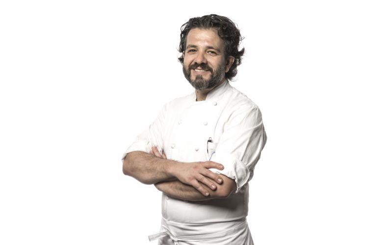 Lo chef Claudio Melis (foto diStefano Borghesi)