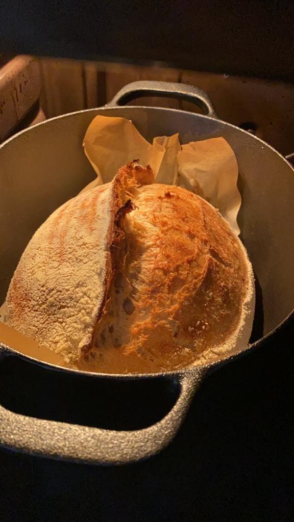 Il pane in cocotte