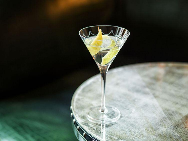 Il Gin Martini del Connaught Bar