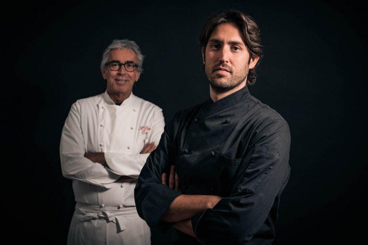 Elia e Matteo Rizzo(fotoAromi.group)