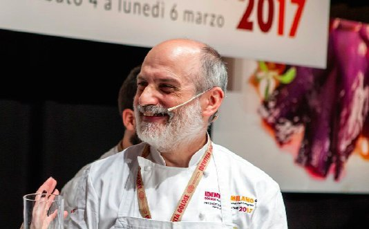 Corrado Assenza, mai assente agli appuntamenti, negli anni, di Identità Milano