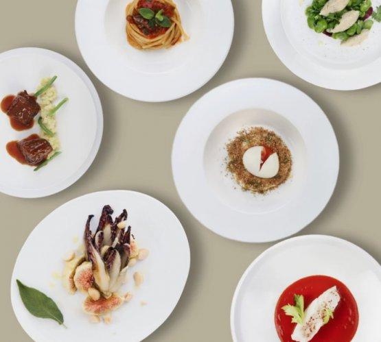 Il menu del fine settimana di Carlo Cracco