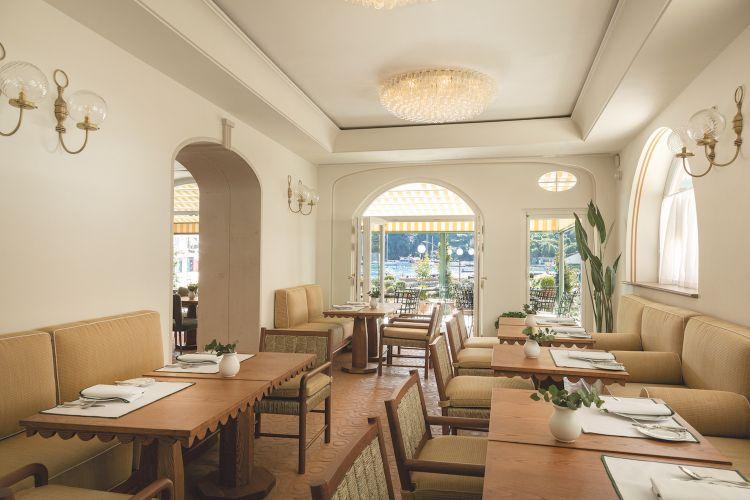 Il ristorante DaV Mare