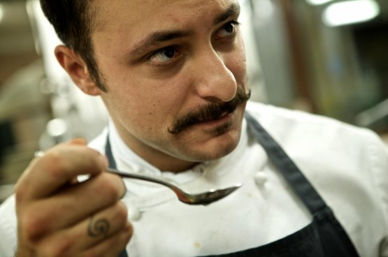Chef Diego Rossi