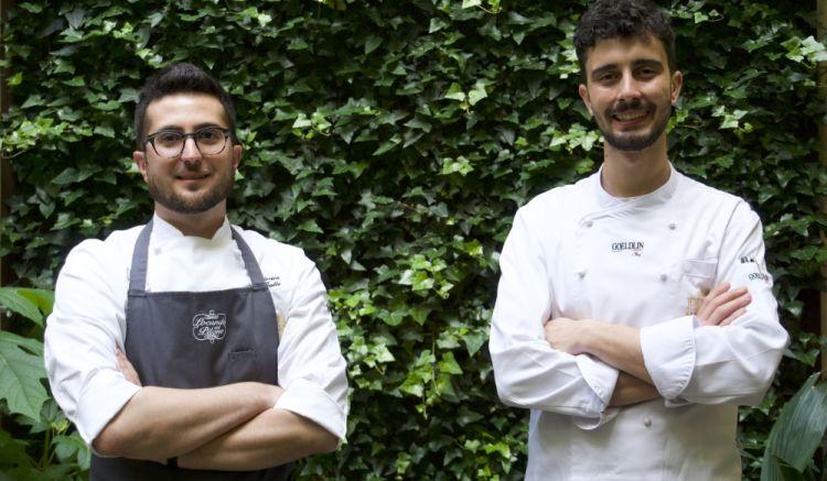 Con il resident chef dell'Hub Edoardo Traverso