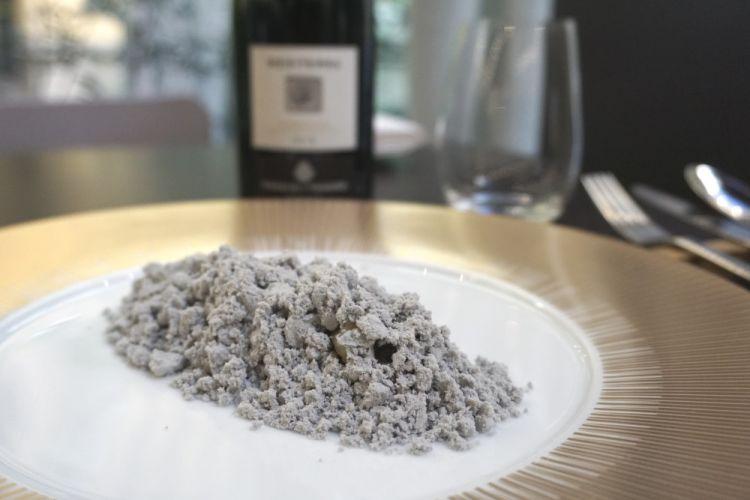 Porro tra fumo e cenere | Senape e aglio nero