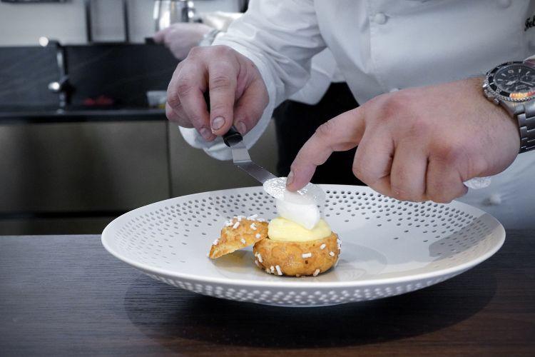 «Studio i vecchi dessert classici, per riproporli nella cucina contemporanea»