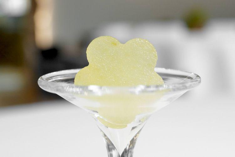 Mela in osmosi di Martini