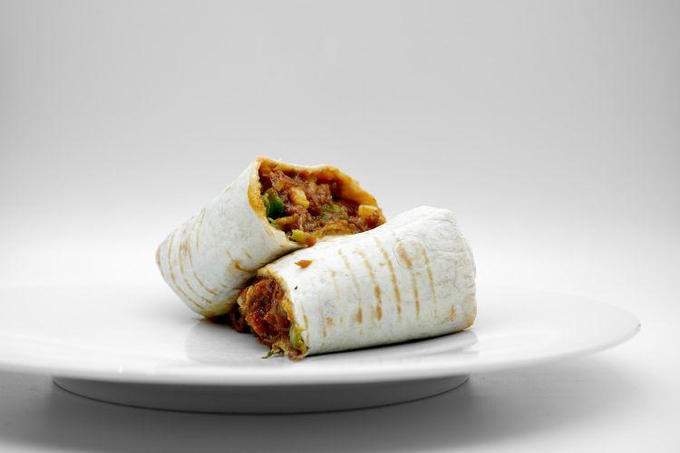 Burrito con coda alla vaccinara Bowie