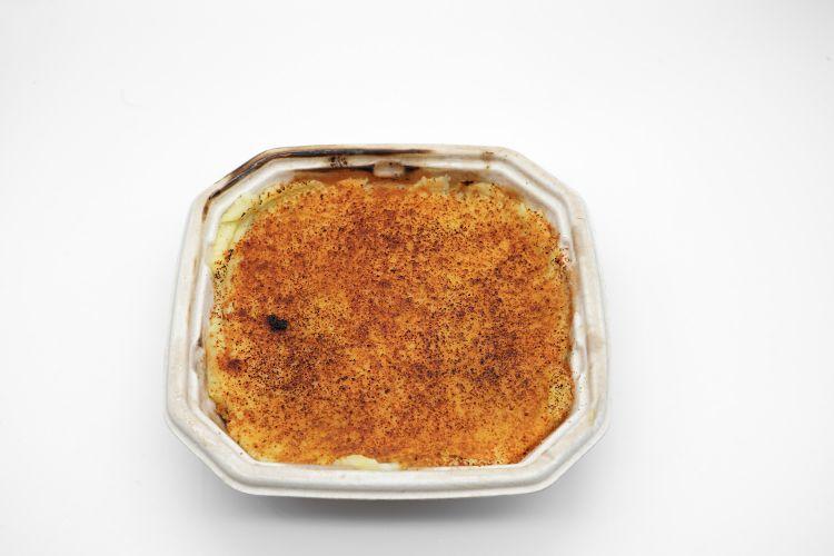 Pulled Pork stile Thai con purea di patate arrosto