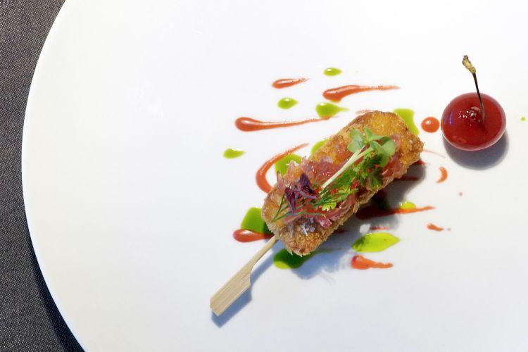 Foie gras.Foto Tanio Liotta