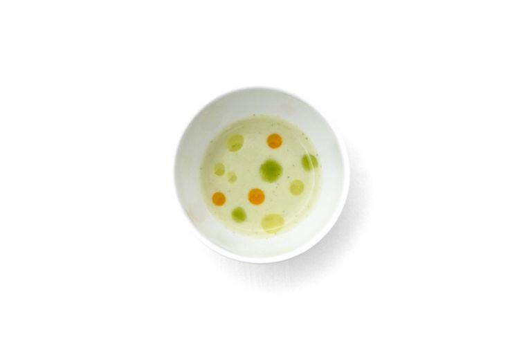 Latte di cetriolo e yogurt