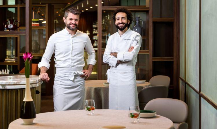 Bartolini e Aliberti (foto di Marco Poderi)