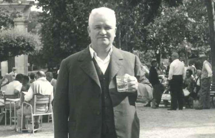 Nonno Ernesto Perbellini