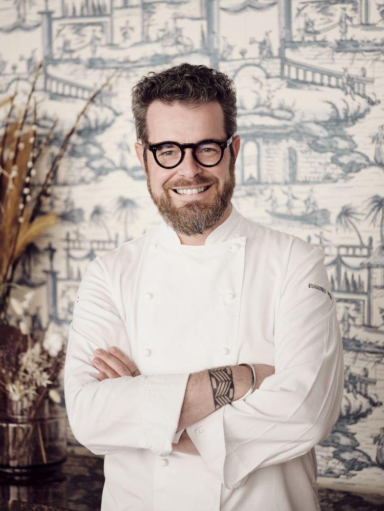 Eugenio Boer, chef del ristorante Bu:r, sarà tra iprotagonisti diIdentità Golose Food Court alSupersalone, in programma a Fiera Milano Rho dal 5 al 10 settembre