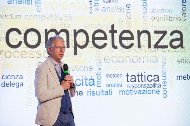 Leopoldo Gasbarro, direttore di Wall Street Italia