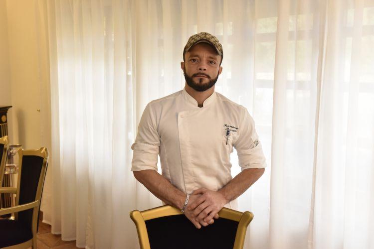 Francesco Bracali, chel del ristorante Bracali