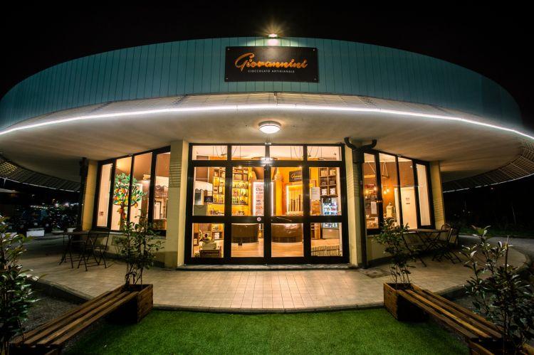 Il nuovo negozio Giovannini Cioccolato di Livorno