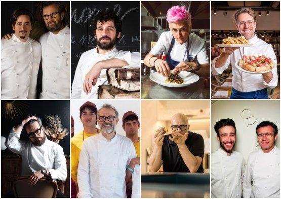 Gli chef protagonisti di Identità Golose Food Court
