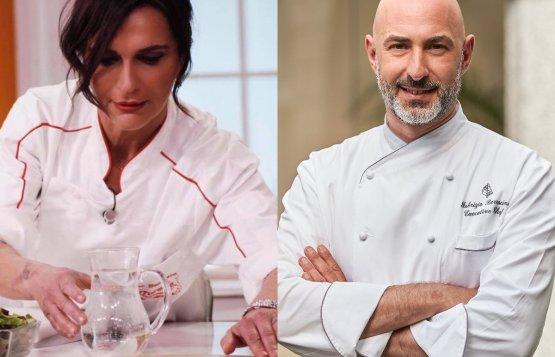 Marzia Buzzanca e Fabrizio Borraccino