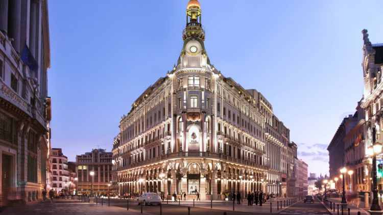Four Seasons Hotel and Residences Madrid