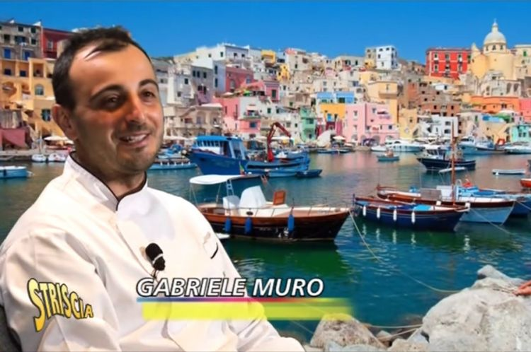 Gabriele Muro, procidano doc