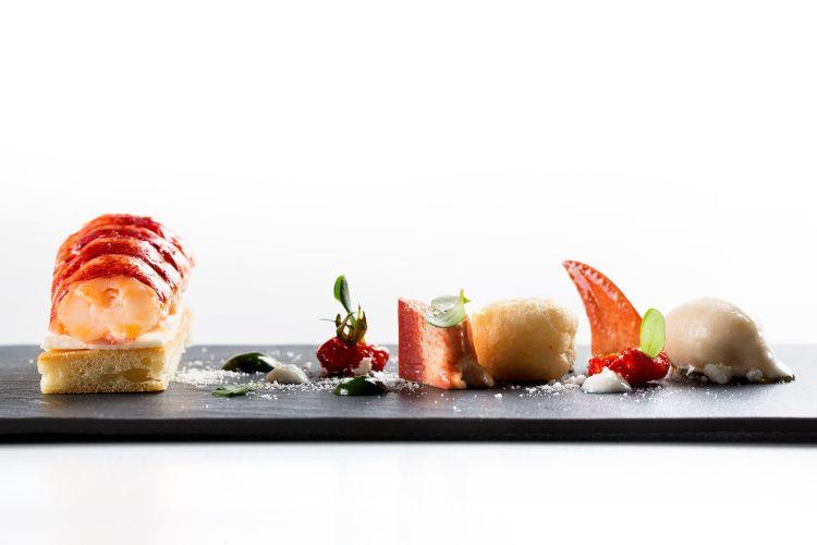 Alcuni piatti di Aversa