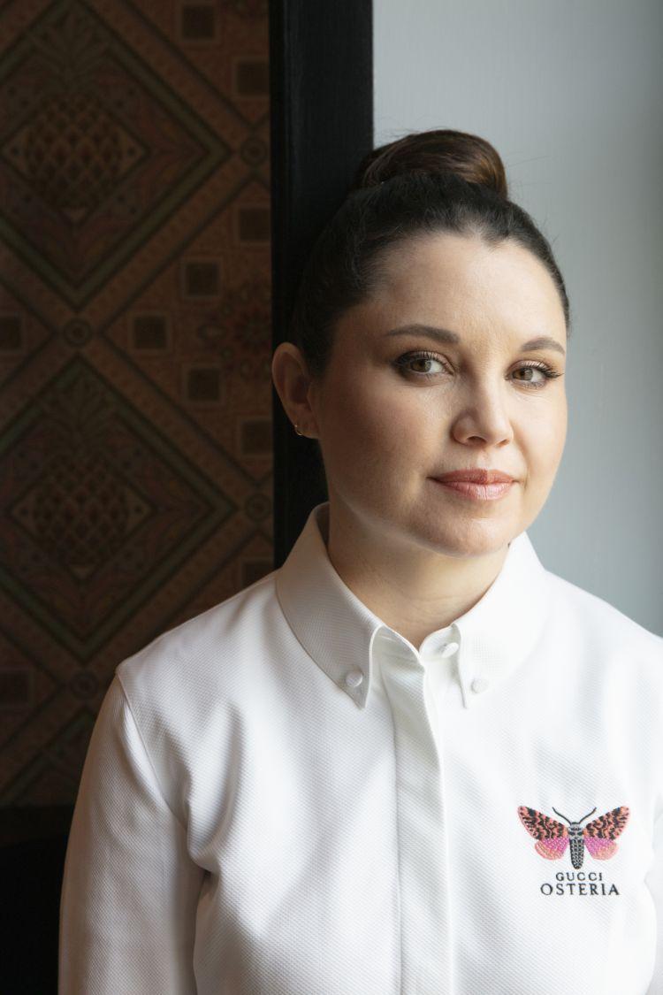 La chef Karime Lopez