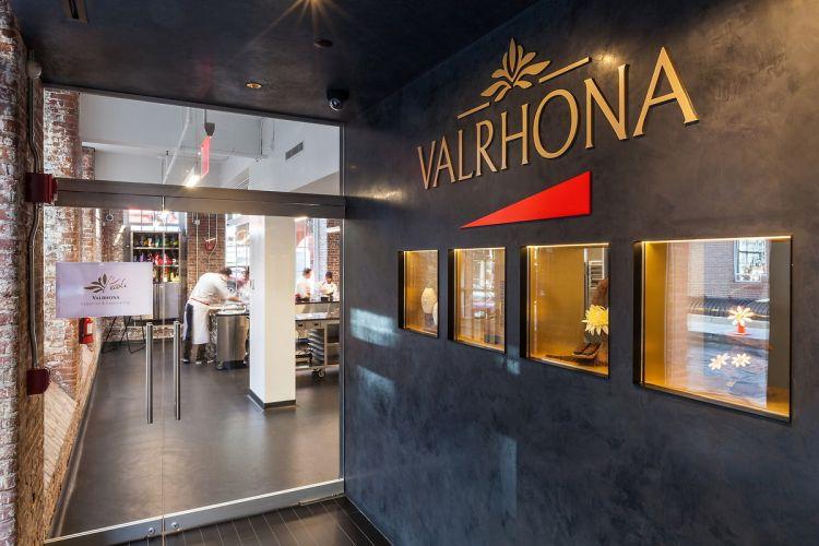Tra le sedi nel mondo deL'École Valrhona c'è anche Milano