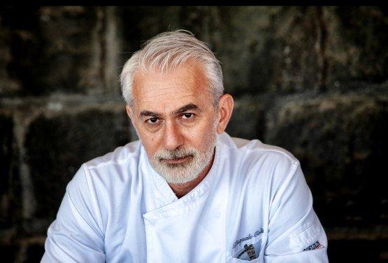 Pasquale Caliri, autore di questo articolo. È chef del Marina del Nettuno a Messina