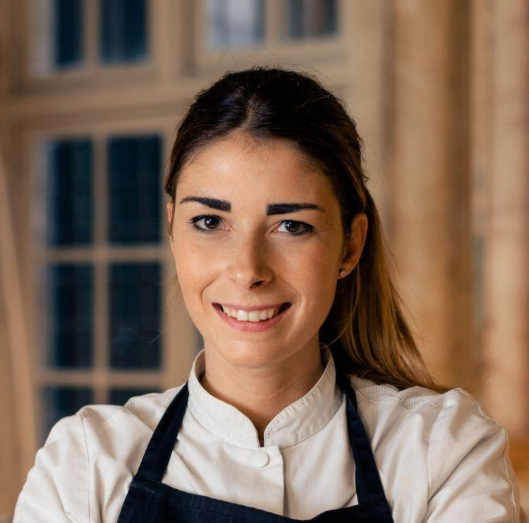 Lucia De Prai, The Cook a Genova premiato da Igor Maiellano, Direttore Business Unit Italia di Valrhona