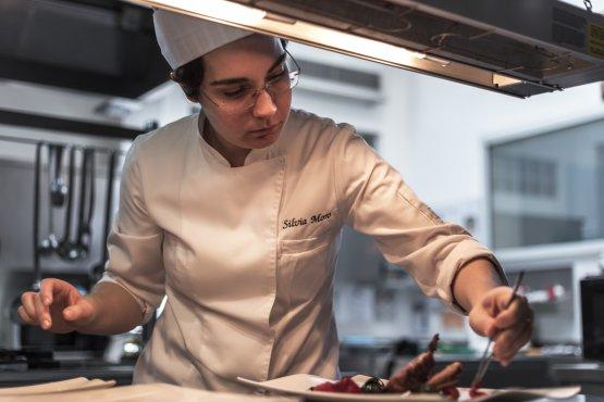 La chef Silvia Moro