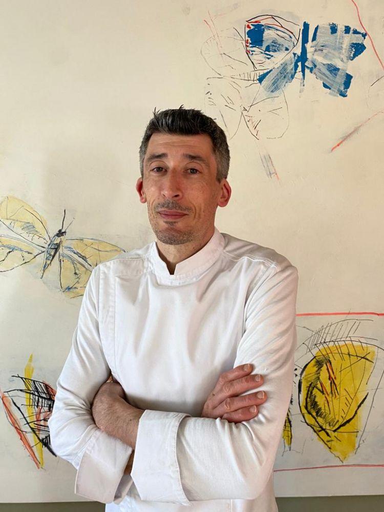 Stefano Basello, chef de Il Fogolar del Là di Moret