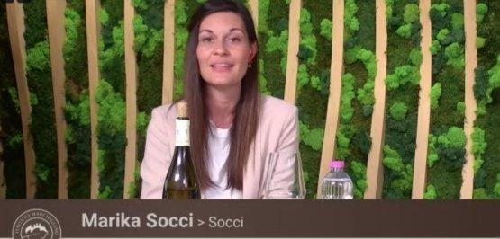 Marika Socciracconta come è nata la sua aziendae lancia il Vinoxygen