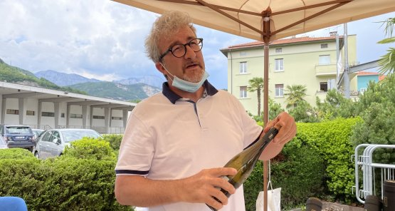 Alessandro Fanti, cantina Fanti Viticoltori