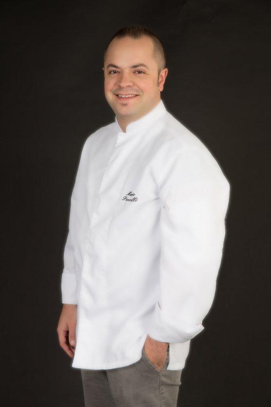 Lo chef Mario Porcelli