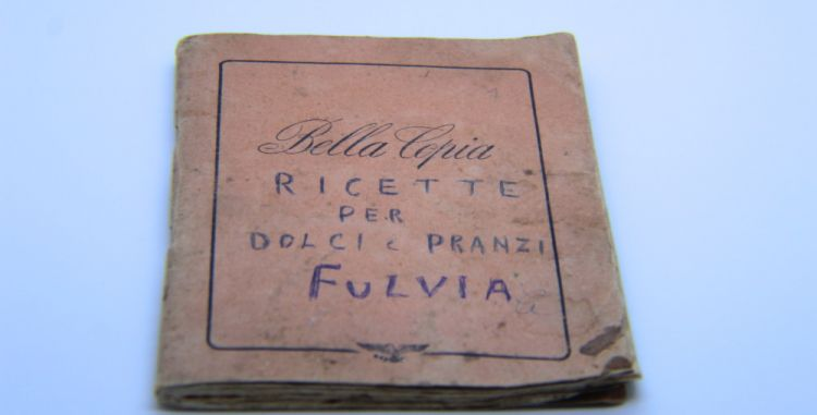 Il ricettario di nonna Fulvia