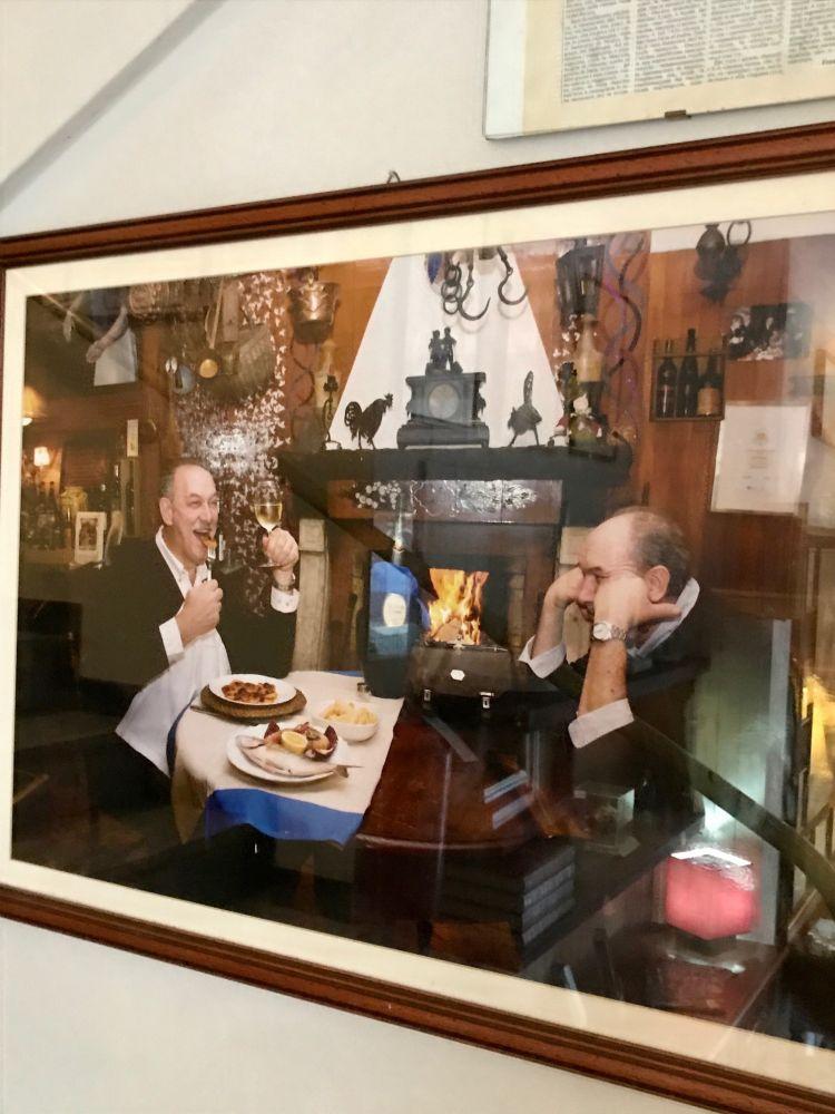 I gemelli Gianni e Vittorio Bisso, quarta generazione