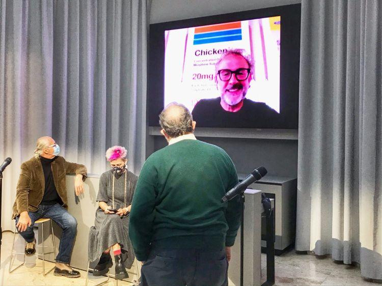 L'intervento di Massimo Bottura, nuovo ambasciatore Onu contro lo spreco alimentare