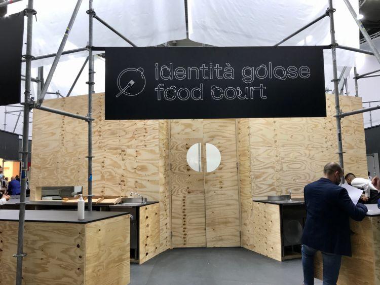 Le Food Court di Identità Golose al Supersalone ospitano i piatti di grandi chef