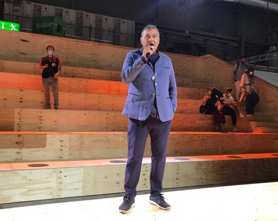 Claudio Ceroni, fondatore insieme a Paolo Marchi di Identità Golose