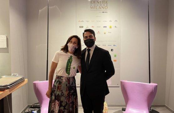 Lara Gilmore e Domenico D'Addio
