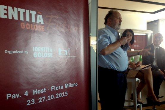 Paolo Marchi presents Identità Golose Future (in