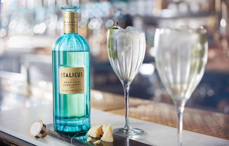 Italicus, il rosolio al bergamotto