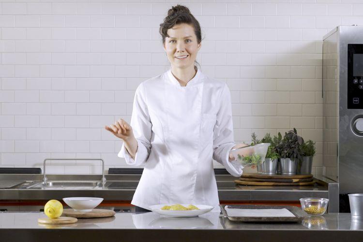 La chef Jessica Rosval è una degli interpreti di Why Waste?