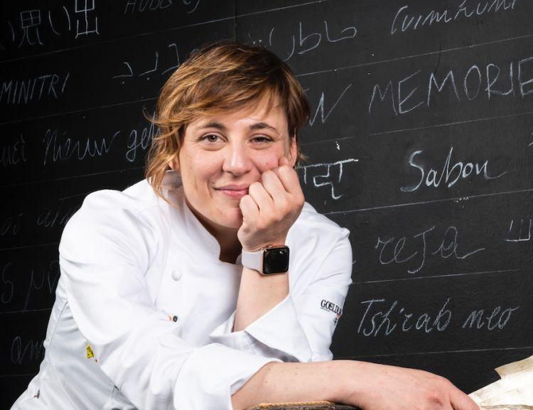 Antonia Klugmann, L'Argine (Vencò, Gorizia)