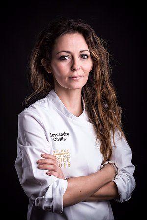 Chef Alessandra Civilla