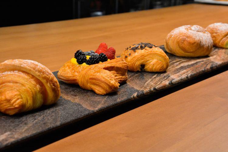 La produzione dolce di Pane Quaglia, proposta al Mama