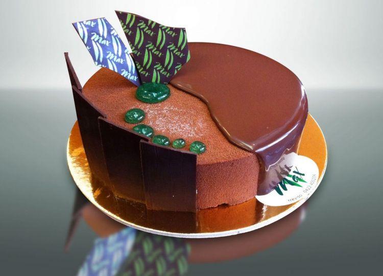 La torta After Eight