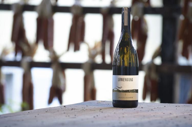 IlLöwengang è uno dei vini di punta di Lageder